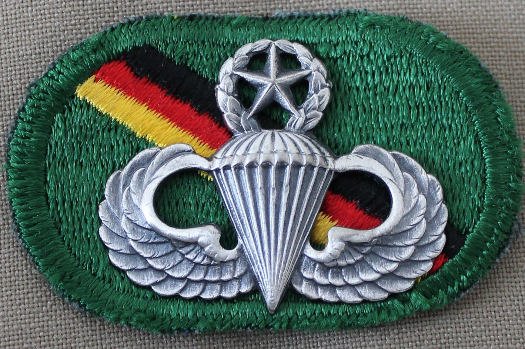 Amerikaanse wing, 10th Special Forces
